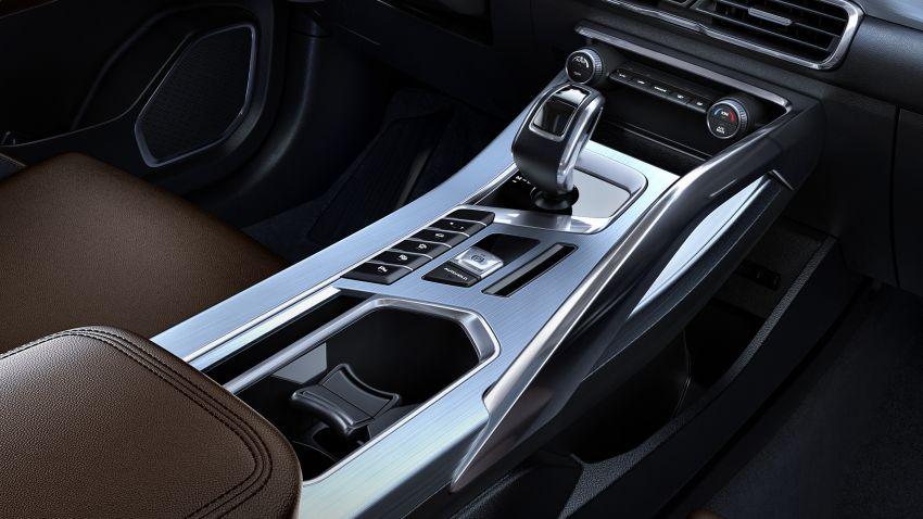 Geely SX11 – SUV segmen-B, gambar awalan disiar Image #848295
