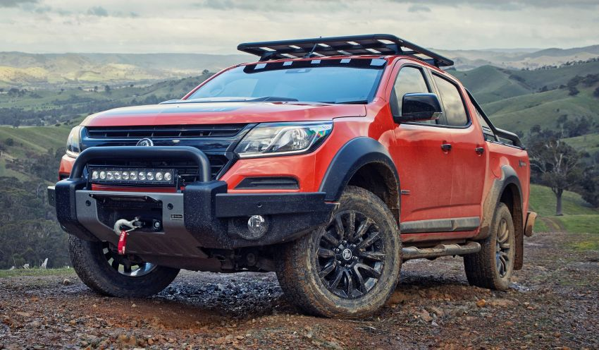 Colorado Tax Calculator >> Holden Colorado Z71 Xtreme - concept-inspired cues