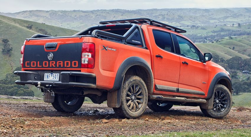 Holden Colorado Z71 Xtreme – concept-inspired cues Image #849392