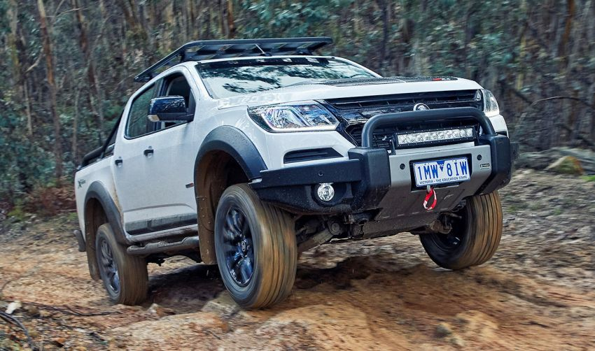 Holden Colorado Z71 Xtreme – concept-inspired cues Image #849389