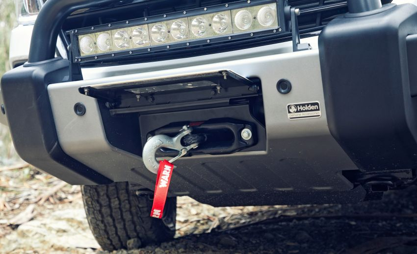 Holden Colorado Z71 Xtreme – concept-inspired cues Image #849396