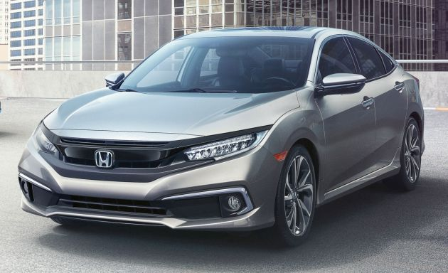 Image result for honda civic 2019