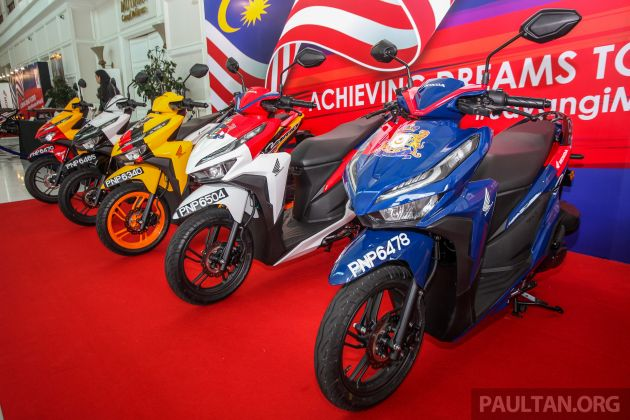 2018 Honda Vario 150 Launched From Rm7 199