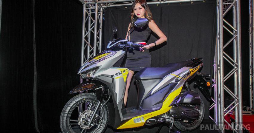 2018 Honda Vario 150 Launched World Blogs