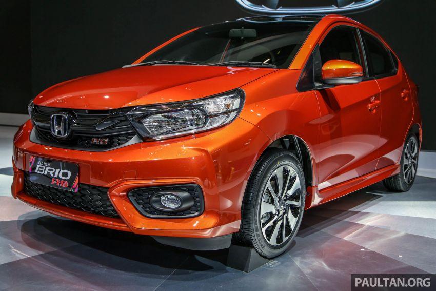New Honda Brio makes world debut at GIIAS Indonesia Image #845970