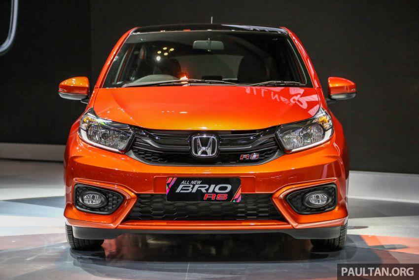 New Honda Brio makes world debut at GIIAS Indonesia Image #846193