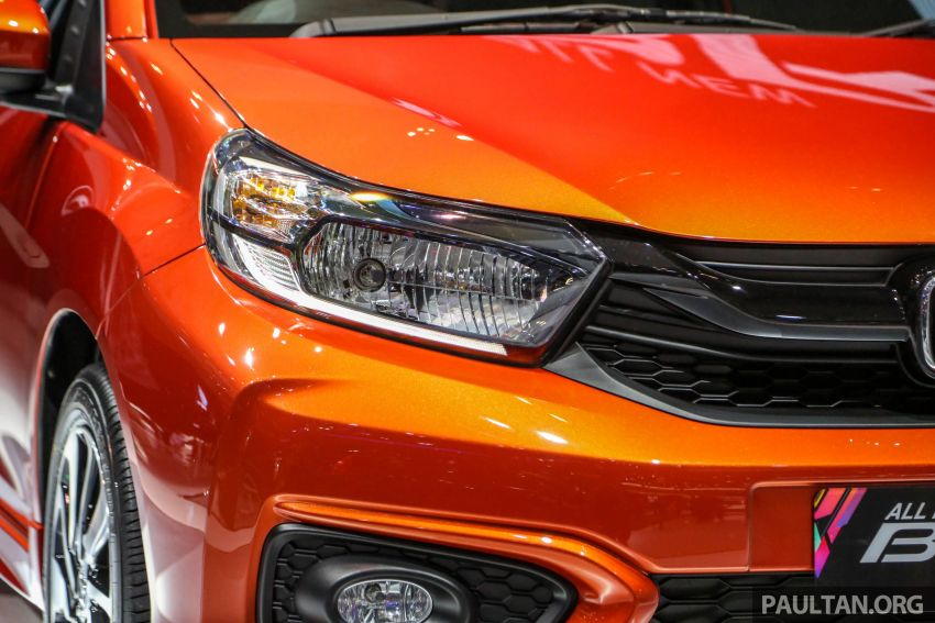 New Honda Brio makes world debut at GIIAS Indonesia Image #846198