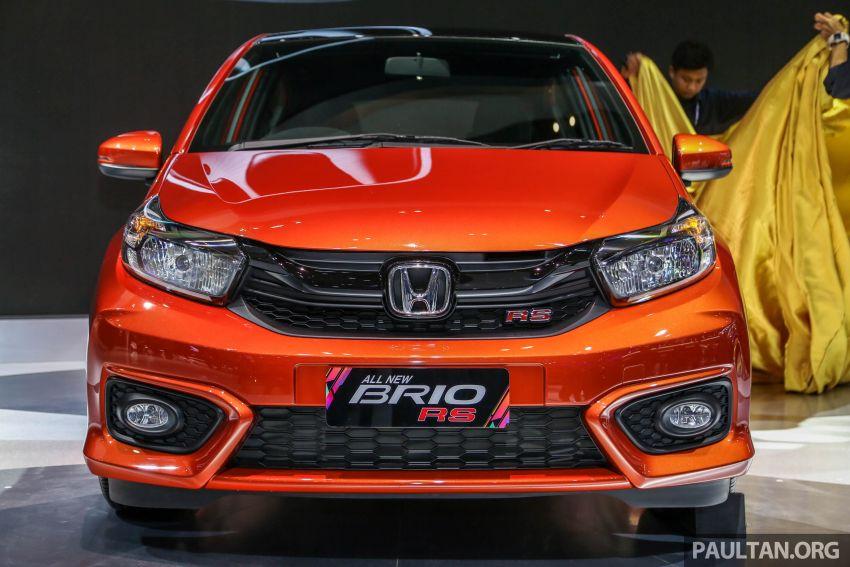 New Honda Brio makes world debut at GIIAS Indonesia Image #845973