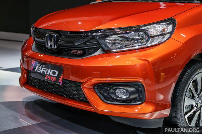 New Honda Brio makes world debut at GIIAS Indonesia Image #845975