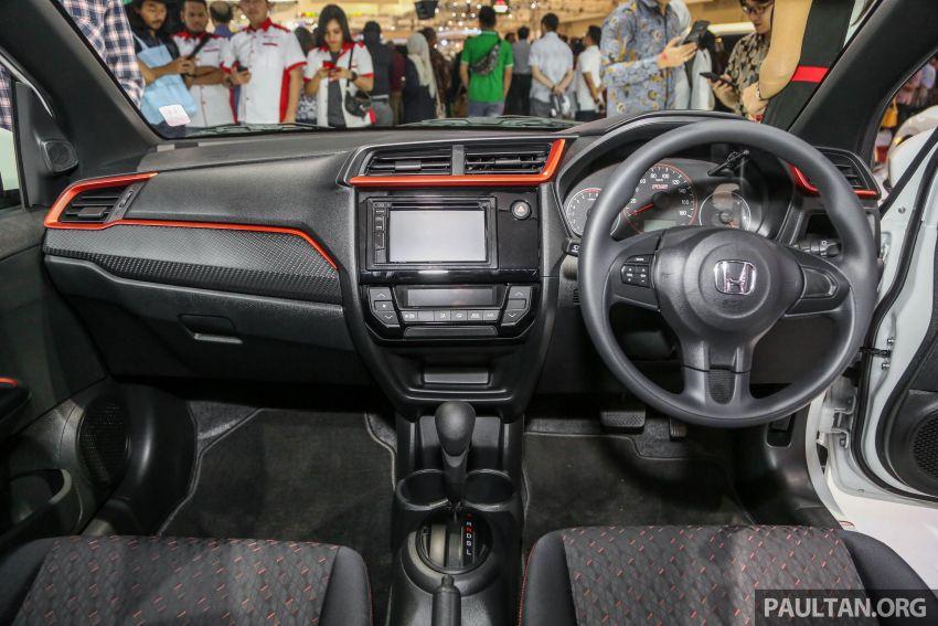 New Honda Brio makes world debut at GIIAS Indonesia Image #846204