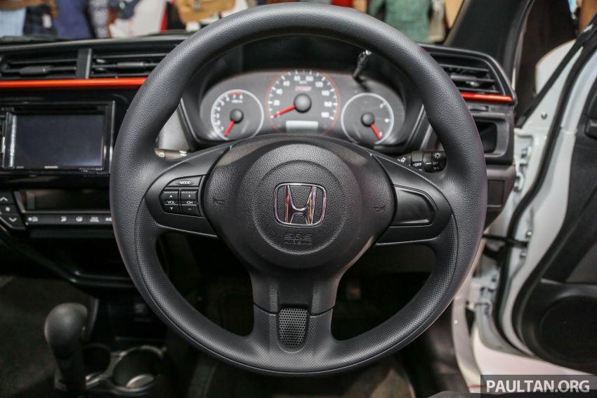 New Honda Brio makes world debut at GIIAS Indonesia Image #846205
