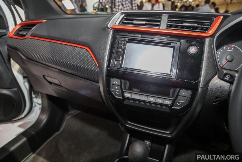 New Honda Brio makes world debut at GIIAS Indonesia Image #846207