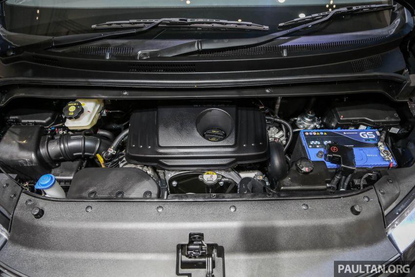 GIIAS 2018: Hyundai Grand Starex, H-1 MPV <em>facelift</em> Image #849909
