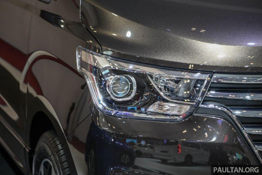 GIIAS 2018: Hyundai Grand Starex, H-1 MPV <em>facelift</em> Image #849899