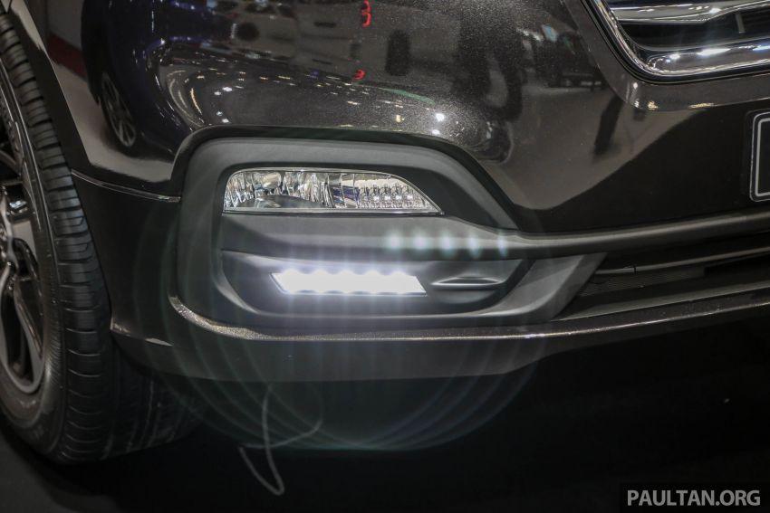 GIIAS 2018: Hyundai Grand Starex, H-1 MPV <em>facelift</em> Image #849901