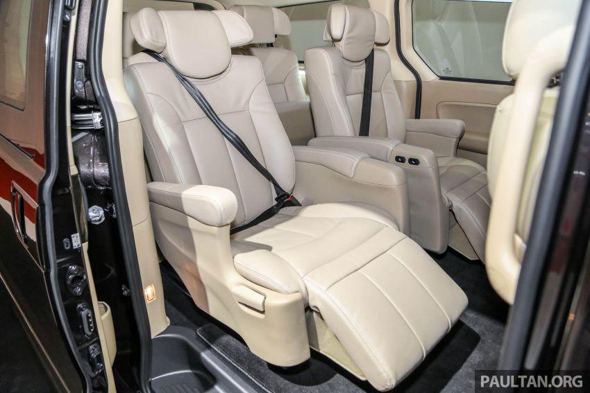 GIIAS 2018: Facelifted Hyundai Grand Starex, H-1 MPV Image #849382