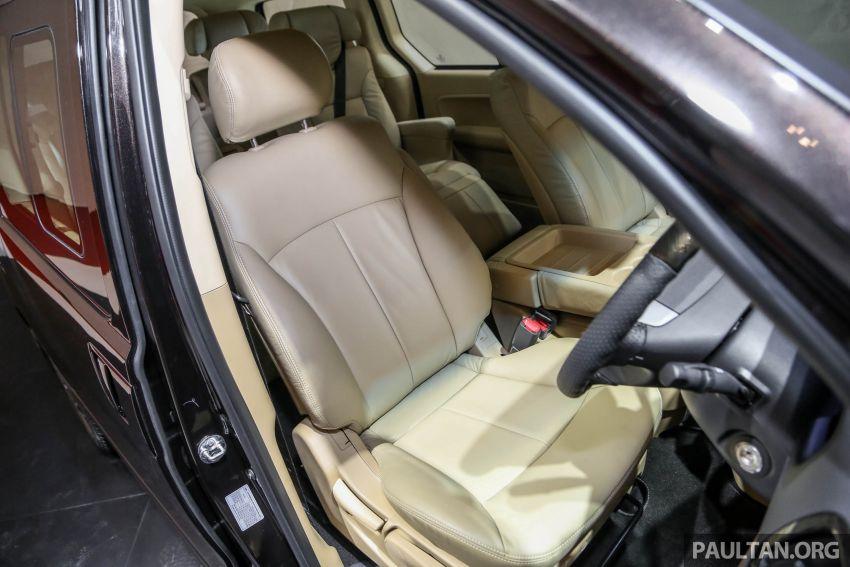 GIIAS 2018: Hyundai Grand Starex, H-1 MPV <em>facelift</em> Image #849920