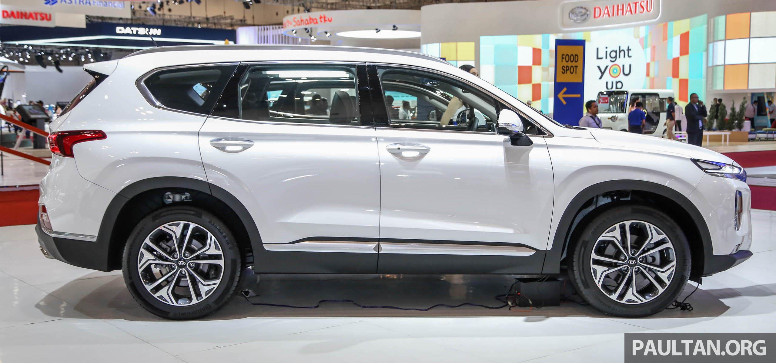 Giias 2018 Fourth Gen Hyundai Santa Fe Tm Launched Paul