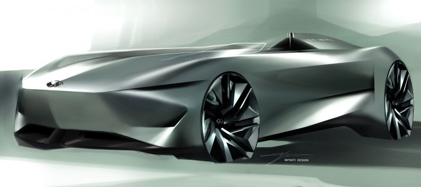 Infiniti Prototype 10 – single-seat EV for Pebble Beach Image #852228