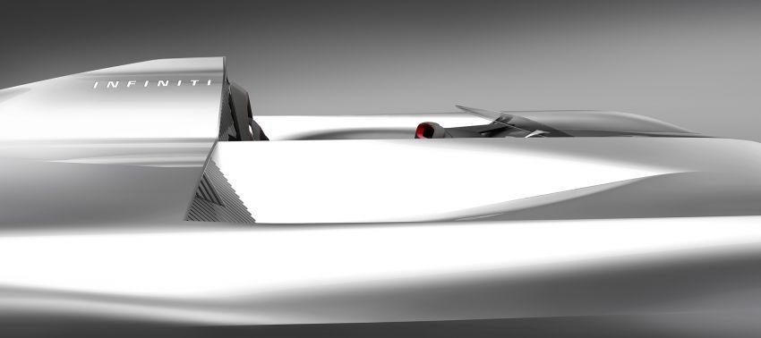 Infiniti Prototype 10 – single-seat EV for Pebble Beach Image #852231