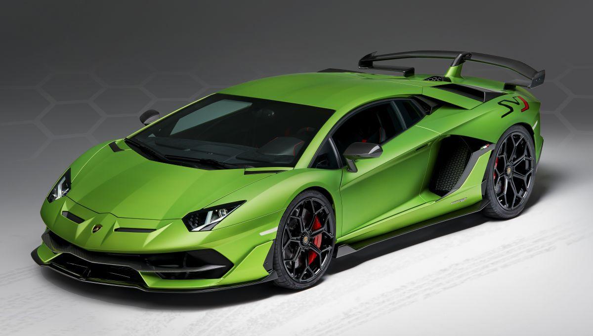 Lamborghini Aventador Svj Unveiled Only 900 Units