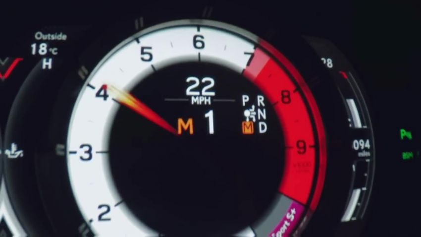 VIDEO: Lexus LC 500 – delightful V8 treat for the ears Image #851256