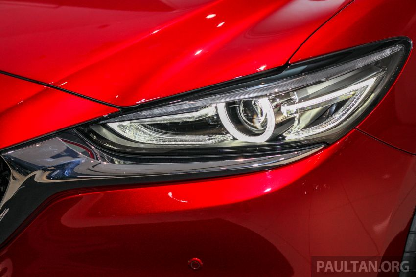 2018 Mazda 6 facelift previewed in M'sia – four variants Image #849804