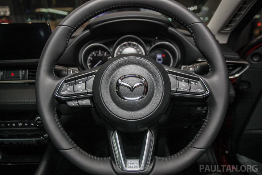 2018 Mazda 6 facelift previewed in M'sia – four variants Image #849816