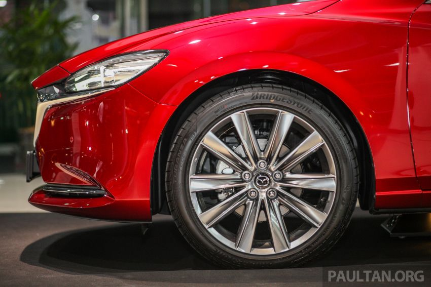 2018 Mazda 6 facelift previewed in M'sia – four variants Image #849785