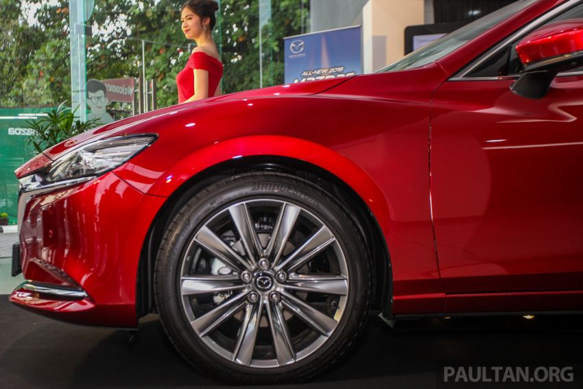 2018 Mazda 6 facelift previewed in M'sia – four variants Image #849641
