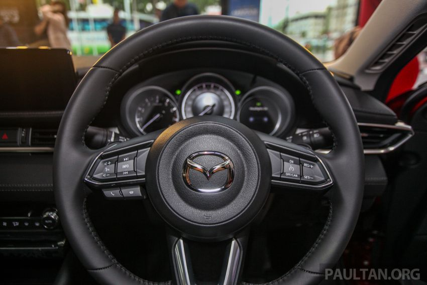 2018 Mazda 6 facelift previewed in M'sia – four variants Image #849663