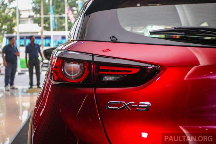 2018 Mazda CX-3 facelift launched in M'sia – RM121k Image #849695