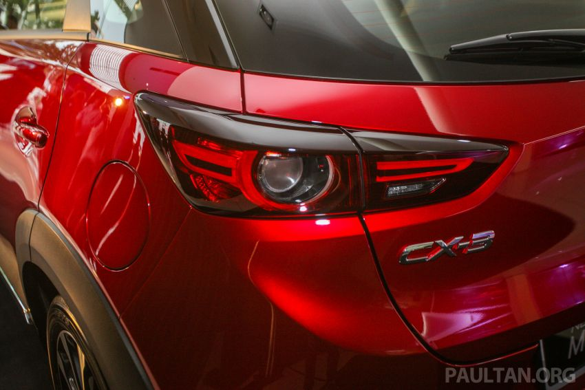 2018 Mazda CX-3 facelift launched in M'sia – RM121k Image #849697