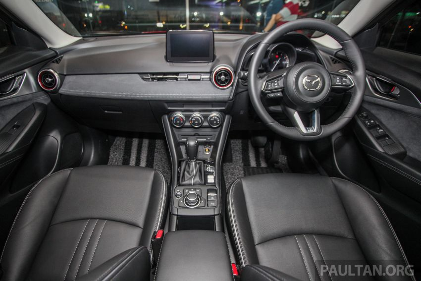 2018 Mazda CX-3 facelift launched in M'sia – RM121k Image #849711