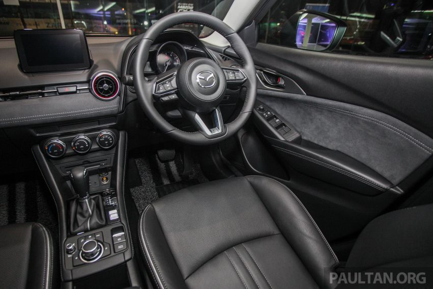 2018 Mazda CX-3 facelift launched in M'sia – RM121k Image #849713