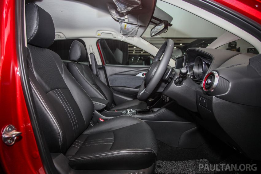2018 Mazda CX-3 facelift launched in M'sia – RM121k Image #849719