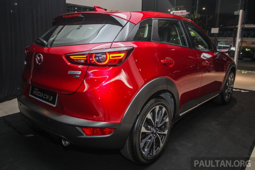 2018 Mazda CX-3 facelift launched in M'sia – RM121k Image #849690