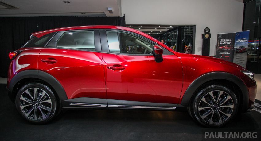 2018 Mazda CX-3 facelift launched in M'sia – RM121k Image #849691