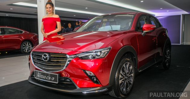 2020 Mazda Cx 3 To Be Bigger More Like The Hr V