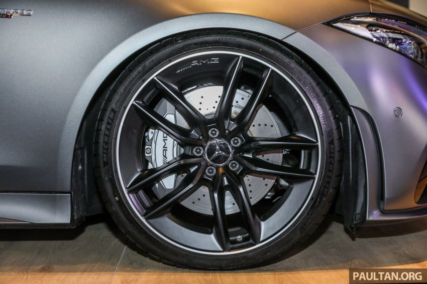 C257 Mercedes-AMG CLS 53 4Matic+ debuts in Malaysia – mild hybrid, Edition 1, from RM806k Image #854681
