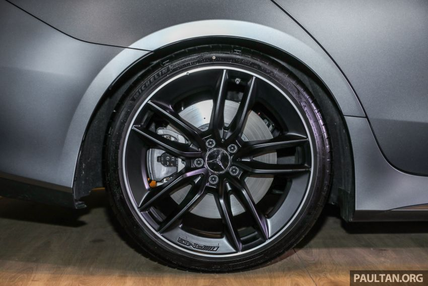 C257 Mercedes-AMG CLS 53 4Matic+ debuts in Malaysia – mild hybrid, Edition 1, from RM806k Image #854682