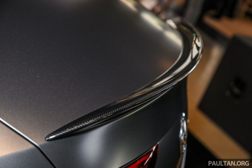 C257 Mercedes-AMG CLS 53 4Matic+ debuts in Malaysia – mild hybrid, Edition 1, from RM806k Image #854689