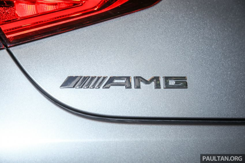 C257 Mercedes-AMG CLS 53 4Matic+ debuts in Malaysia – mild hybrid, Edition 1, from RM806k Image #854690