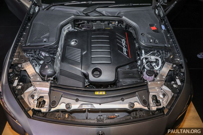 C257 Mercedes-AMG CLS 53 4Matic+ debuts in Malaysia – mild hybrid, Edition 1, from RM806k Image #854693