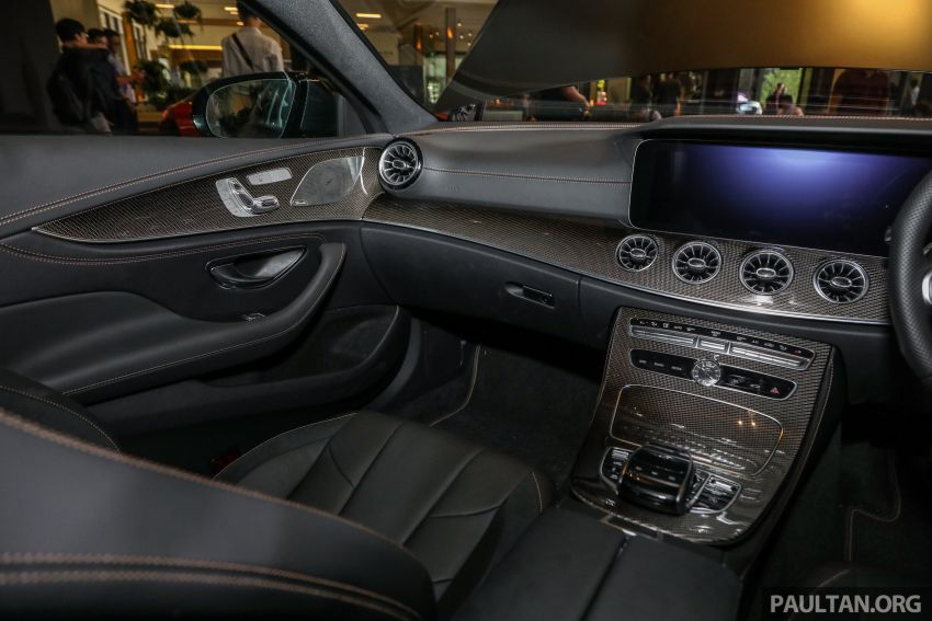 C257 Mercedes-AMG CLS 53 4Matic+ debuts in Malaysia – mild hybrid, Edition 1, from RM806k Image #854725