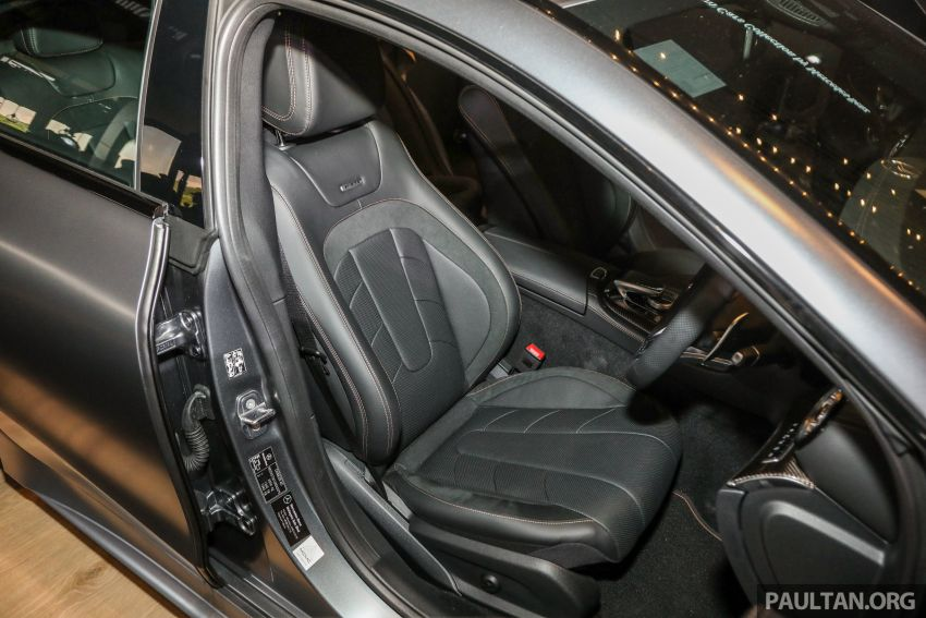 C257 Mercedes-AMG CLS 53 4Matic+ debuts in Malaysia – mild hybrid, Edition 1, from RM806k Image #854729