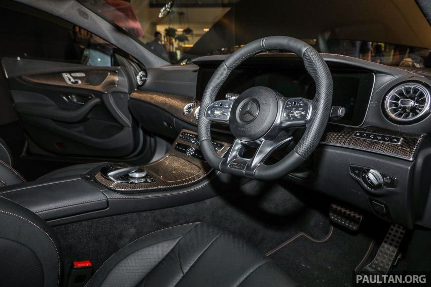 C257 Mercedes-AMG CLS 53 4Matic+ debuts in Malaysia – mild hybrid, Edition 1, from RM806k Image #854697