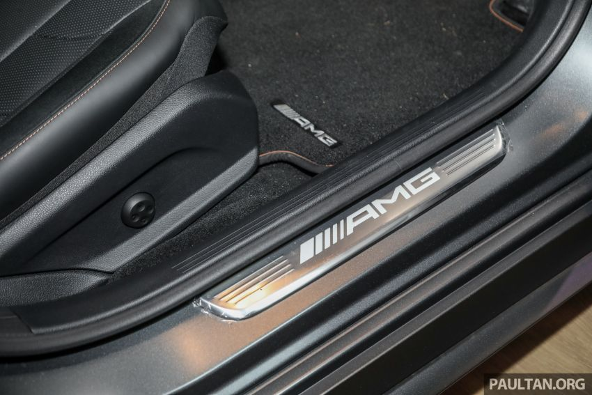 C257 Mercedes-AMG CLS 53 4Matic+ debuts in Malaysia – mild hybrid, Edition 1, from RM806k Image #854733