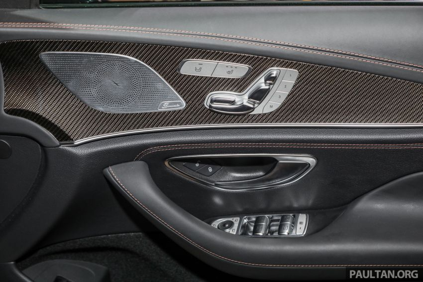 C257 Mercedes-AMG CLS 53 4Matic+ debuts in Malaysia – mild hybrid, Edition 1, from RM806k Image #854738