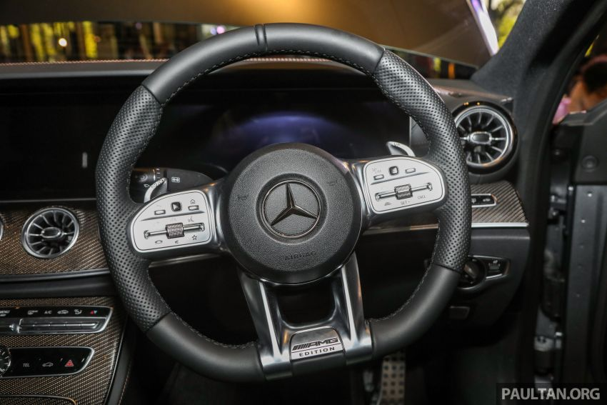 C257 Mercedes-AMG CLS 53 4Matic+ debuts in Malaysia – mild hybrid, Edition 1, from RM806k Image #854698